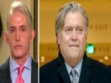 Gowdy Expresses Frustration With Bannon's Lack Of Answers