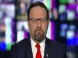 Gorka: Americans Understand Shutdown Isn't Trump's Fault