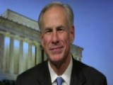 Greg Abbott Speaks Out About Glorification Of Violence