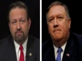 Gorka: Pompeo Will Go Down Fighting To Clean The Swamp