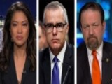 Gorka And Malkin On Fallout From McCabe's Dismissal
