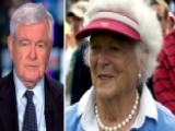 Gingrich: Barbara Bush Became America's Grandmother