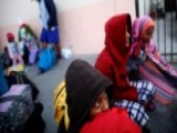 Growing Showdown Over 'caravan' Of Migrants