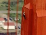 Golden Gate Bridge Gets First 'arms-length' Inspection