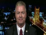 GOP Candidate Travis Allen Draws A Crowd At The Border