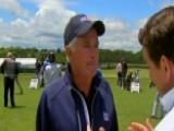 Golfer Curtis Strange On 'our National Championship'