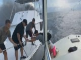 Good Samaritans Rescue Six From Burning Charter Boat