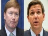GOP Candidates Putnam And DeSantis Face Off In Florida