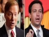 GOP Gubernatorial Candidates Clash Over Florida Roots