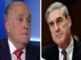 Giuliani: Mueller Talks 'further Away' After Strzok Hearing