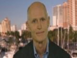 Gov. Scott On Senate Run: Washington Needs To Change