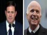 Gov. Doug Ducey: John McCain Was Arizona