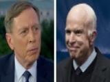 Gen. Petraeus: McCain's Patriotism Transcended Party Lines