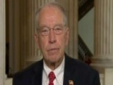 Grassley: Necessary To Reduce Skepticism Of Election Process