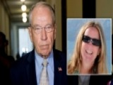 Grassley Sets Friday Deadline To Hear From Kavanaugh Accuser