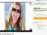 GoFundMe Page For Dr. Christine Blasey Ford Raises Questions