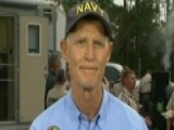 Gov. Rick Scott On Push To Unseat Sen. Bill Nelson