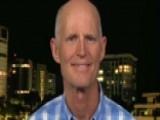 Gov. Scott: Sen. Bill Nelson Has Nothing To Run On