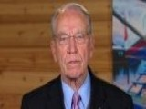 Grassley On Finding No Credible Evidence Against Kavanaugh