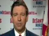 Gov.-elect Ron DeSantis: We Energized A Lot Of Voters