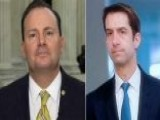GOP Sens. Lee, Cotton Spar Over Criminal Justice Reform Bill