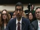 Google CEO: I Lead This Company Without Political Bias