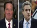 Garamendi: I Suspect Cohen Has Far More Things To Talk About