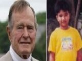 George H.W. Bush Secretly Sponsored, Was Pen Pals With Filipino Child