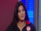 Hope Solo Talks Memoir, Olympic Gold