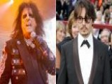 Hollywood Nation: Depp To Join Alice Cooper On Tour?
