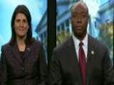 Haley On New Appointee: He's Shown Courage And Leadership