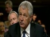 How Did Confirmation Hearing Go For Hagel?