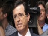Hollywood Nation: Colbert Hits Campaign Trail