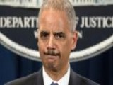 Holder Set To Testify At Oversight Hearing On Capitol Hill