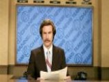 Hollywood Nation: 'Anchorman' Goes On Display