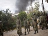 Heavy Smoke, Gunfire At Scene Of Nairobi Mall Attack