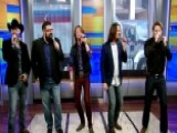 Home Free Perform 'Any Way The Wind Blows'