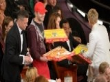 Hollywood Nation: Oscars Pizza Guy Gets Big Tip
