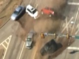 High-speed Chase Ends In Violent Crash