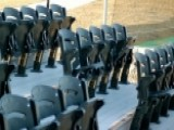 High School Baseball Team Told To Tear Down Bleachers