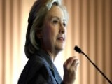 Hillary Clinton On The 'campaign Trail'?