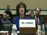 House Panel To Meet On Possible Charges Against Lois Lerner