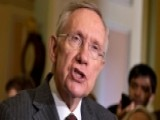 Harry Reid Won't Back Down From 'domestic Terrorist' Claim