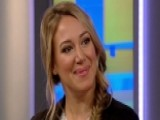 Haylie Duff Keeps It 'real' In The Kitchen