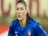 Hope Solo In Court On Assault Charges