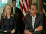 Hillary Clinton Trying To Distance Herself From Obama?