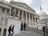 House Delays Break, Tries To Hammer Out Border Bill