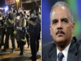 Holder To Ferguson: What Tools Does Attorney General Have?