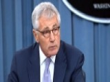 Hagel: We All Regret The US Rescue Mission Did Not Succeed