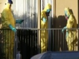 How Do You Clean Up Ebola?